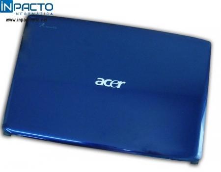 CARCAÇA TAMPA LCD ACER ASPIRE 4540 AZUL