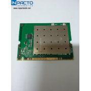 PLACA DE REDE WIFI NOTEBOOK MINI PCI-E ATHEROS - In-Pacto Informática