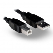CABO USB A MACHO X B MACHO 2.0 PLUSCABLE 3M
