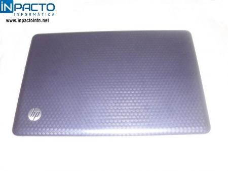 CARCAÇA TAMPA LCD HP G42 C/ WEBCAM