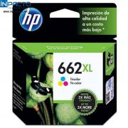 CARTUCHO HP 662XL (CZ106AB) COLOR ORIGINAL - In-Pacto Informática