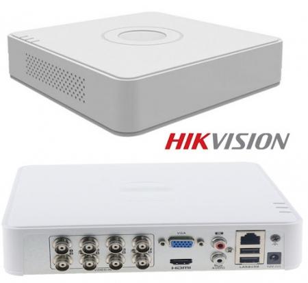 DVR 08 CANAIS DS-7108HGHI-F1/N 1080P  HIKVISION BRANCO