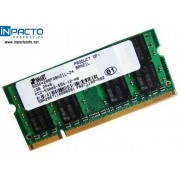MEMORIA NOTEBOOK 1GB SMART DDR2 667 - In-Pacto Informática