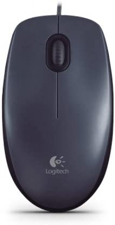 MOUSE OPTICO LOGITECH M100 USB PTO
