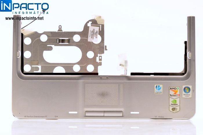 CARCAÇA BASE SUPERIOR  HP TX1000/2000  - In-Pacto Informática