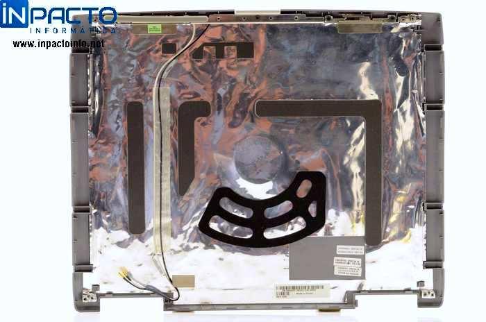 CARCAÇA TAMPA LCD  DELL  D510