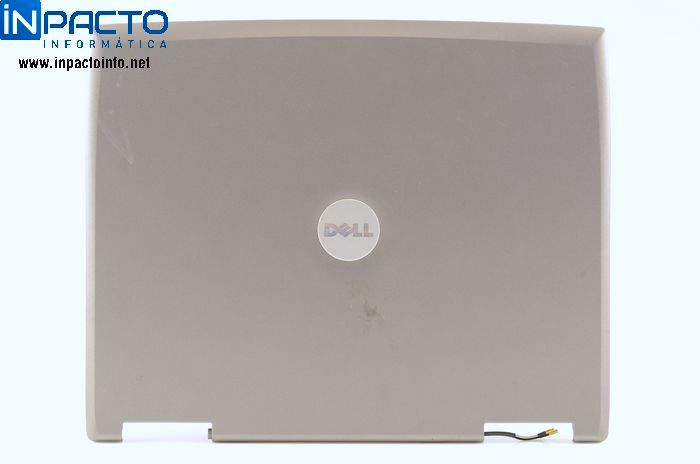 CARCAÇA TAMPA LCD  DELL  D510 - In-Pacto Informática