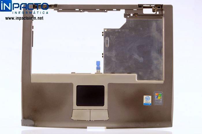 CARCAÇA BASE SUPERIOR COM TOUCHPAD DELL D510