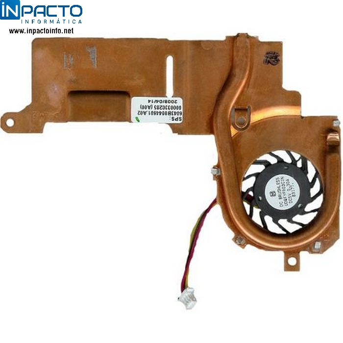 COOLER HP MINI 2133 2140 - In-Pacto Informática