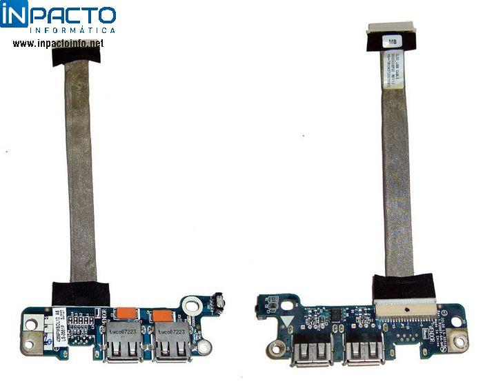 PLACA USB ACER COM FLAT - In-Pacto Informática