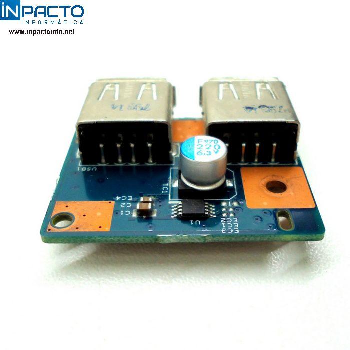 PLACA USB ACER COM CABO - In-Pacto Informática