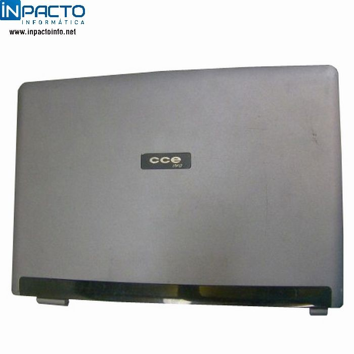 CARCAÇA TAMPA LCD CCE NCV-D5H8 - In-Pacto Informática