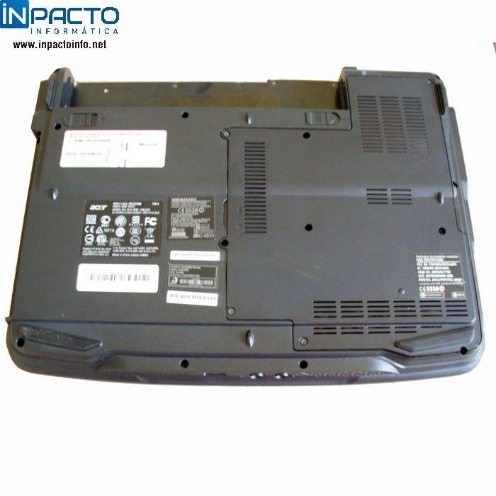 CARCACA BASE INFERIOR ACER 5542 - In-Pacto Informática