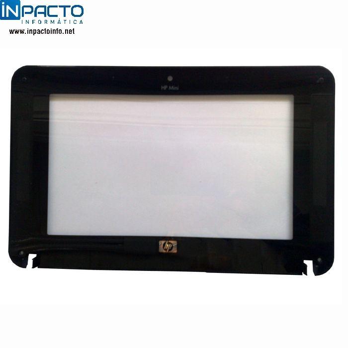 CARCAÇA MOLDURA LCD  HP MINI 2133 - In-Pacto Informática