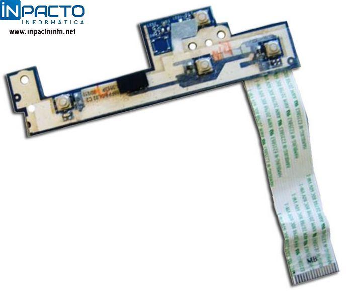 PLACA BOTÃO POWER  ACER 5520 - In-Pacto Informática