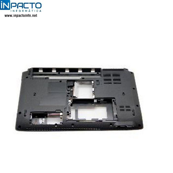 CARCAÇA BASE INFERIOR ACER 4540 C/TAMPA - In-Pacto Informática