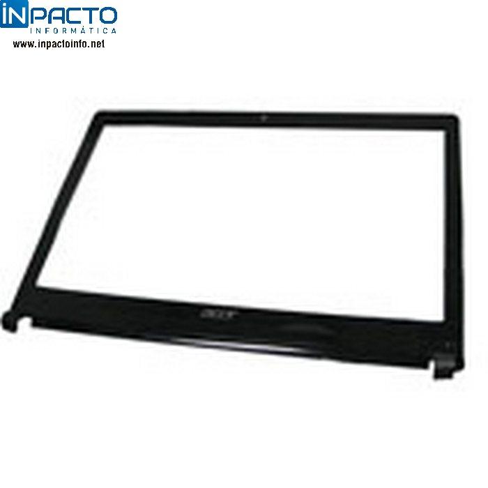 CARCAÇA MOLDURA LCD ACER ASPIRE 5050 - In-Pacto Informática