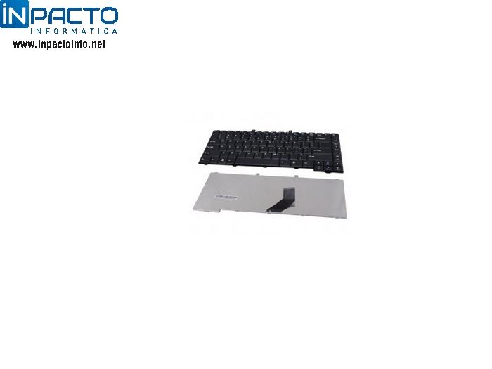 TECLADO NOTEBOOK ACER ASPIRE 5100 PK130020800 - In-Pacto Informática