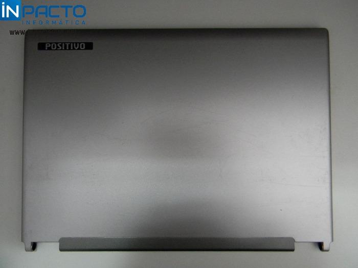 TAMPA C/MOLDURA NOTEBOOK POSITIVO V43 - In-Pacto Informática