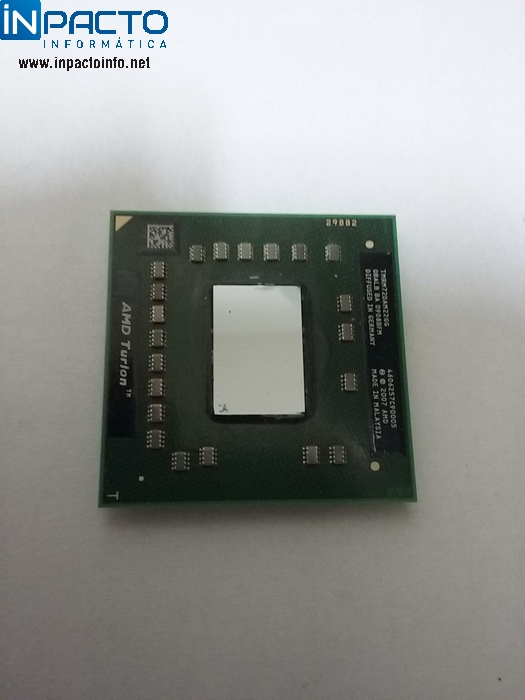 PROCESSADOR NOTEBOOK AMD 64 TURION X2 - In-Pacto Informática