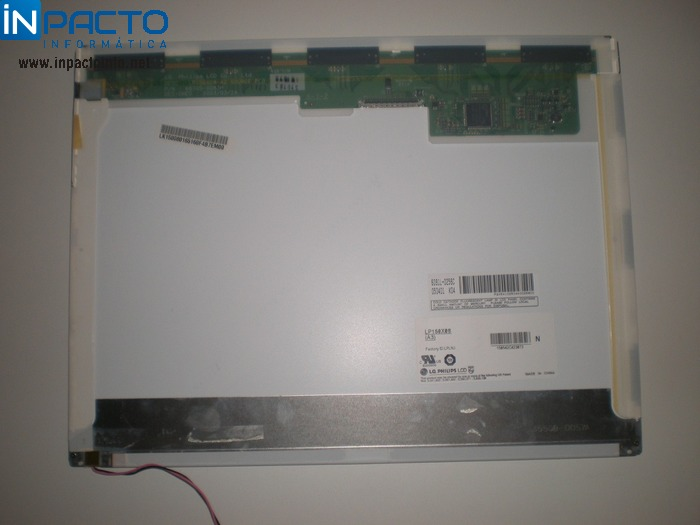 TELA NOTEBOOK 15.0 LCD LP150X08-A2 - In-Pacto Informática