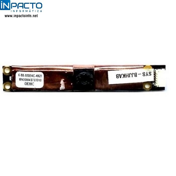 WEBCAM NOTEBOOK POSITIVO V45 - In-Pacto Informática