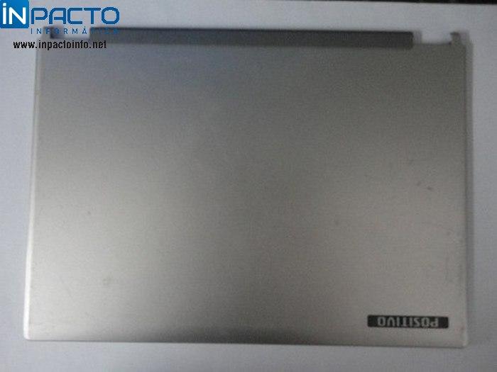 CARCAÇA TAMPA TELA LCD NOTEBOOK POSITIVO V45 - In-Pacto Informática