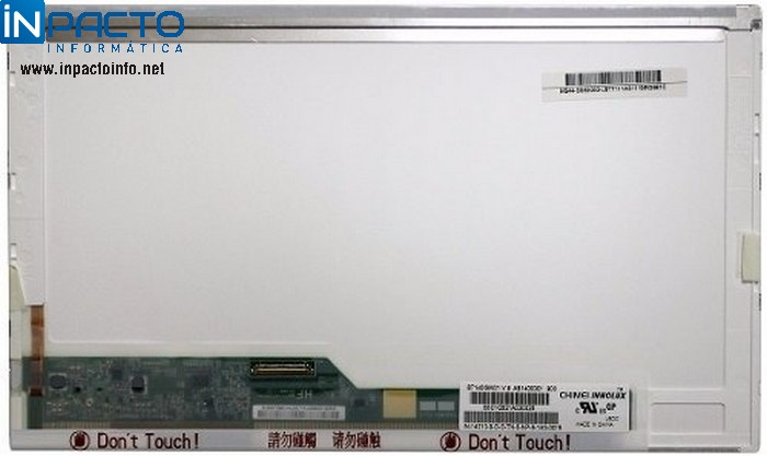 TELA NOTEBOOK 14.0 LED HSD140PHW1 ESQ. - In-Pacto Informática