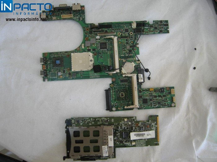 PLACA MAE NOTEBOOK HP COMPAQ 6515B