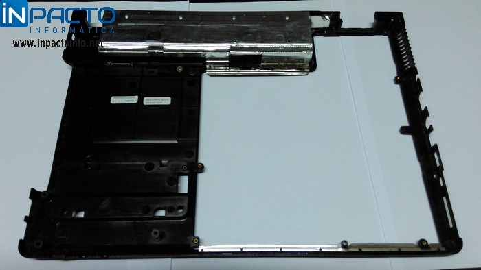 CARCACA INFERIOR BLUESKY BLK-0207N  - In-Pacto Informática