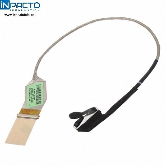 CABO FLAT LCD HP G42 / CQ42 - In-Pacto Informática
