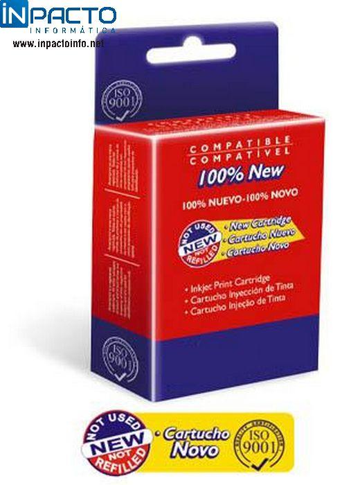 CARTUCHO AMERIPRINT COMP HP 6615 PRETO - In-Pacto Informática