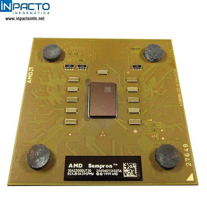 PROCESSADOR AMD SEMPRON 2300+ 462P - In-Pacto Informática