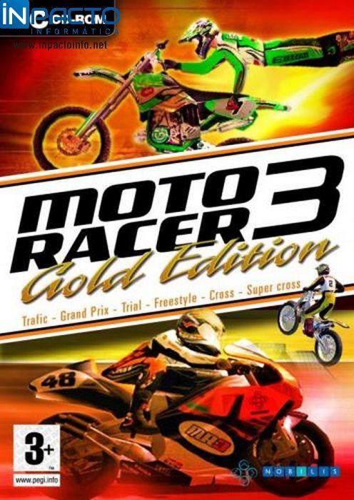 GAMEPC MOTO RACER III - In-Pacto Informática