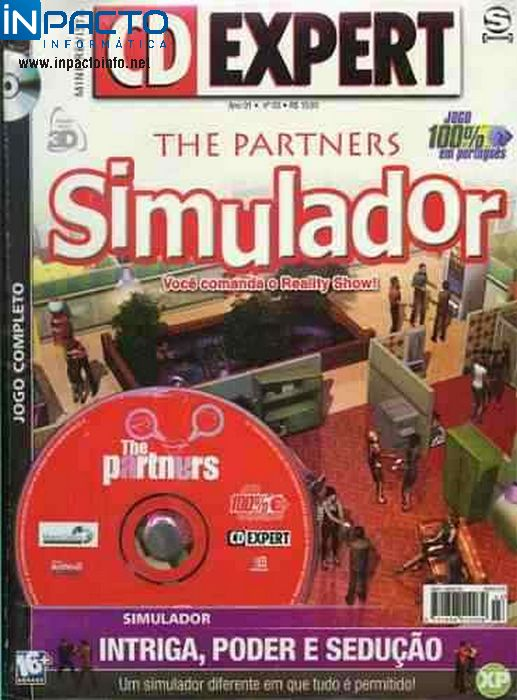 GAMEPC SIMULADOR THE PARTNERS - In-Pacto Informática