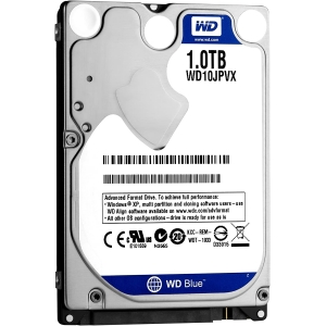 HD NOTEBOOK SATA 1TB WD WD10JPVX - In-Pacto Informática