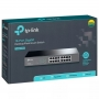 HUB SWITCH TP-LINK 10/100/1000 16P TL-SG1016D GIGABIT - In-Pacto Informática