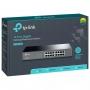 HUB SWITCH TP-LINK 10/100/1000 16P TL-SG1016D GIGABIT - In-Pacto Informática