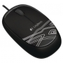 MOUSE OPTICO LOGITECH M105 USB PTO - In-Pacto Informática
