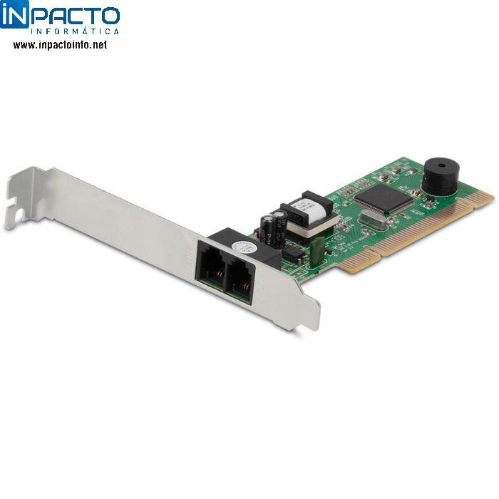 FAX/MODEM PCI 56K NEOX NXFM-002 - In-Pacto Informática