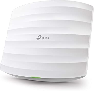 ACCESS POINT WIRELESS GIGABIT AC1750 POE EAP245 OMADA TP-LINK - In-Pacto Informática