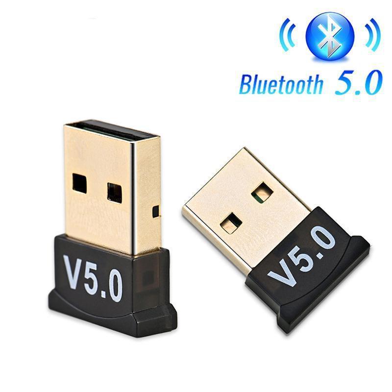 ADAPTADOR BLUETOOTH 5.0 USB - In-Pacto Informática