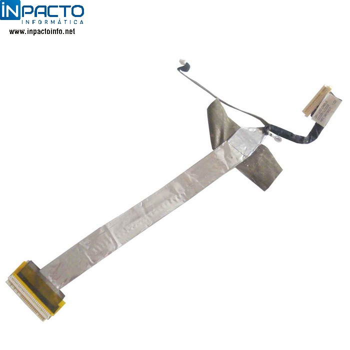 CABO FLAT LCD ACER 3050 3680 5050 5570 5580 - In-Pacto Informática