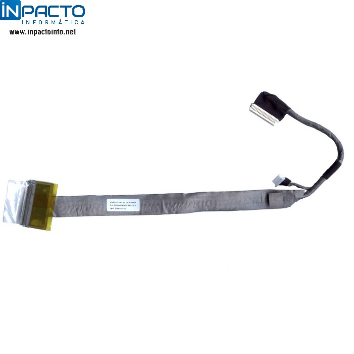 CABO FLAT LCD ACER 3060 3100 5610 5650  - In-Pacto Informática