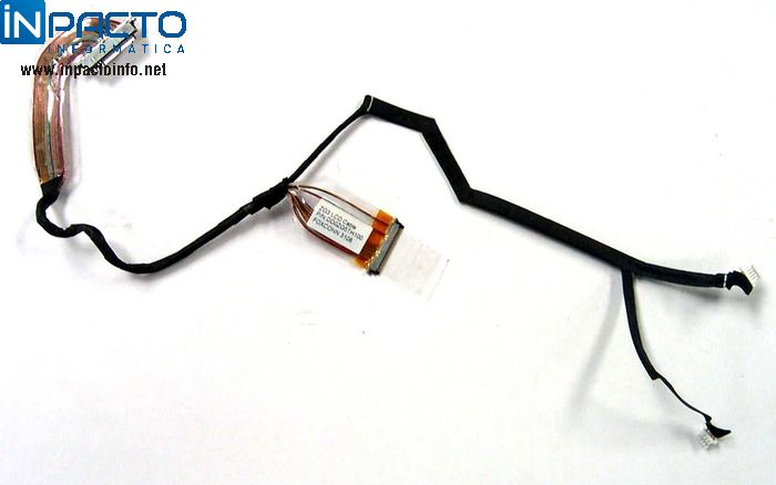 CABO FLAT LCD ACER ONE AOA 110 AOA 150 ZG9  - In-Pacto Informática