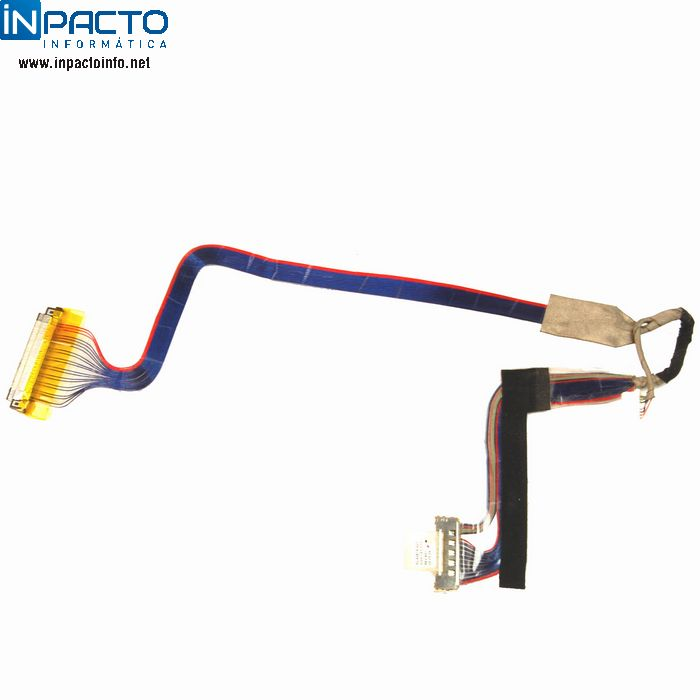 CABO FLAT LCD HP PAVILION DV4000/V4000 - In-Pacto Informática