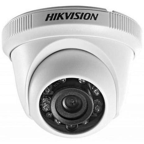 CAMERA HIKVISION DOME MULTI HD 4X1 DS-2CE56D0T-IRPF 2.8MM IR20 1080P