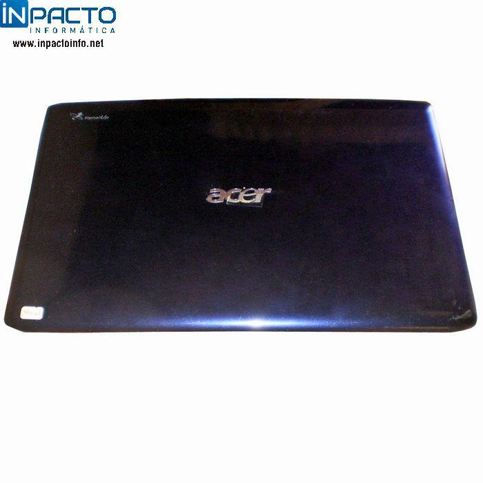 CARCACA TAMPA LCD  ACER 5542 COM WEBCAM