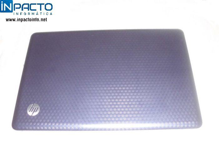 CARCAÇA TAMPA LCD HP G42 C/ WEBCAM - In-Pacto Informática
