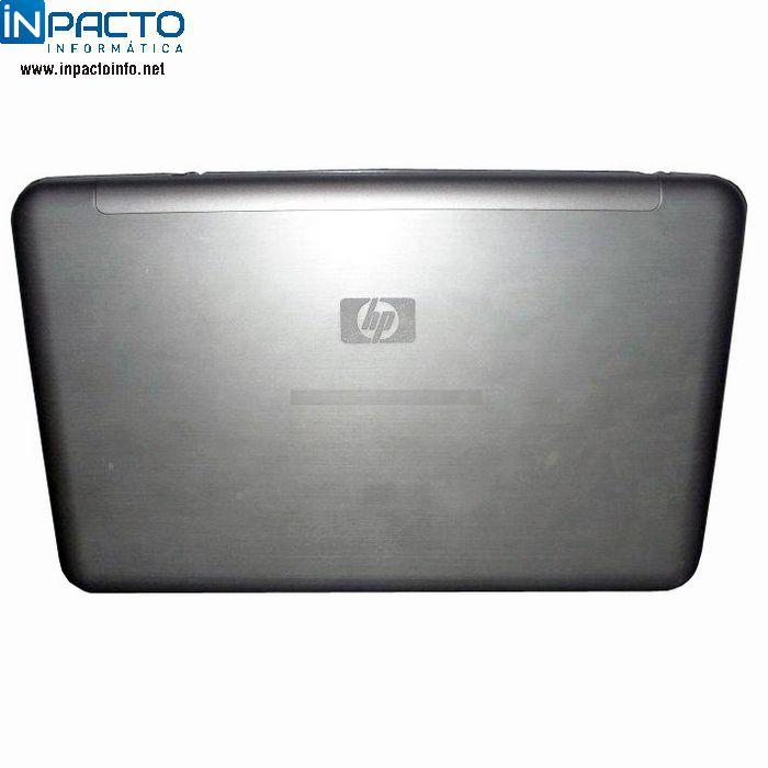 CARCAÇA TAMPA LCD HP MINI 2133 COM WEBCAM - In-Pacto Informática